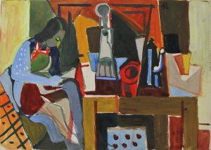 Thorvaldur Skulason – Malerier og papirarbejder