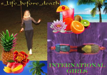 Double Concert: s_life_before_death (DK/NO) & International Girls (DK/IS)
