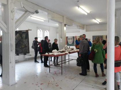 Artist talk: Afgang 2017
