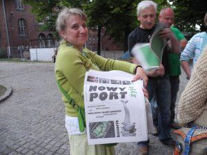 Neighbourhood Remarks / Nowy Port Zyje – Grete Aagaard