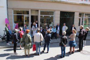 Kunstture: Tur 1: Morgenfrisk og på cykel – samtidskunst i dialog