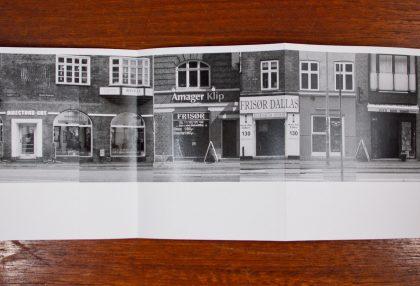 Twenty-six artist's books – some of them can also be considered as photobooks: Lasse Krog Møller (Photobook Week Aarhus)