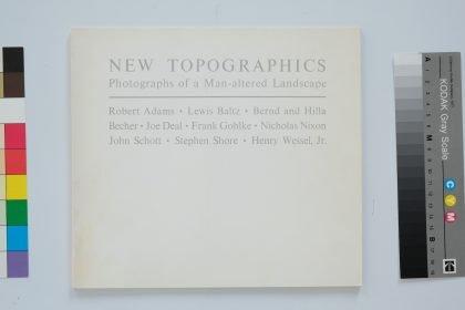 The New Topographic Photography (Photobook Week Aarhus)