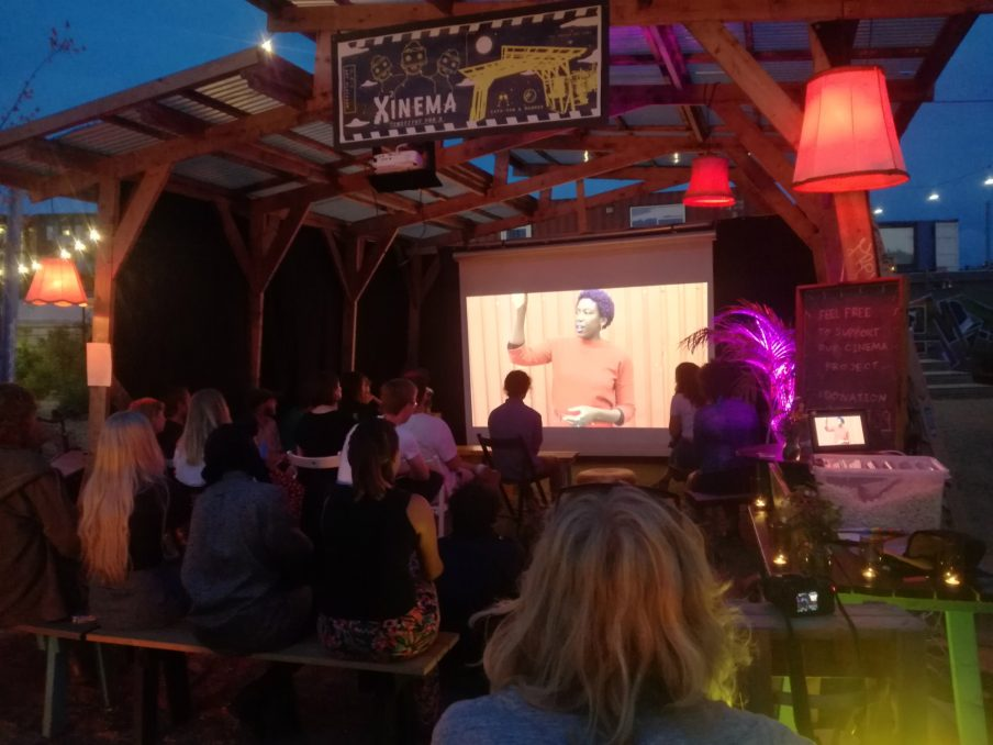 Film & Talk: Xinema – Public Cinema: Useful Art for Communities organisation