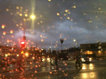 Lyden af regn