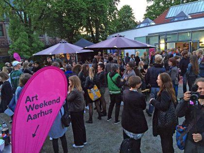 Sådan sparker du din Art Weekend i gang!