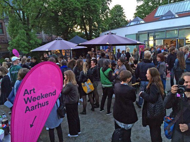 Kære Aarhus: Velkommen til Art Weekend Aarhus 2019