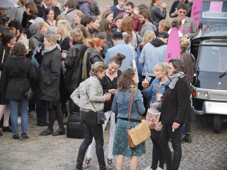 Vi skyder Art Weekend Aarhus igang!