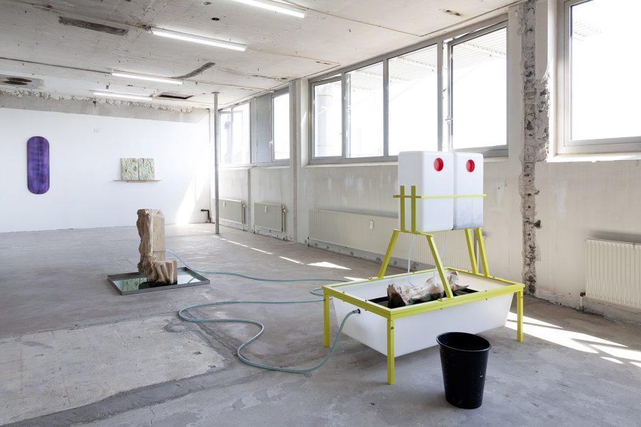 "KH7artspace:  ""De kunstnerdrevne steder er pulsen i samtidskunsten"""