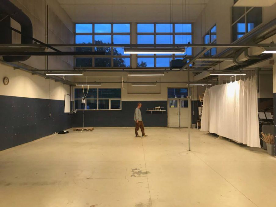 Alternative udstillingsrum i Aarhus