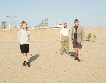Ung kunst: Anna Elisabeth Dupont Hansen, Mikkel Carlsen og Mikkel Høgh Kaldal