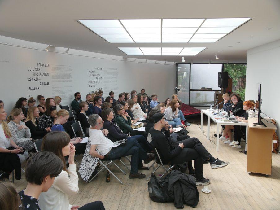 Talks og debatter under Art Weekend Aarhus