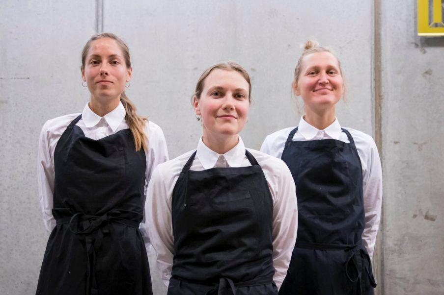 Ung kunst: Lotte Bækgaard, PernillePoet og Tam Vibberstoft